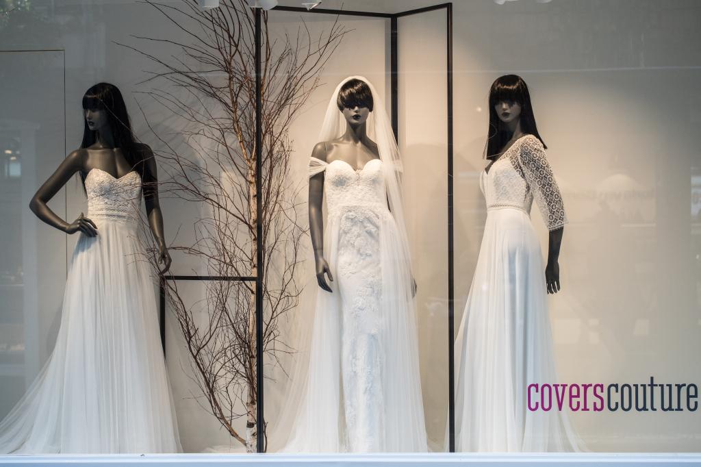 Bruidsjurken Utrecht.Covers Couture Heeft Prachtige Bruidsmode Voor Elke Bruid