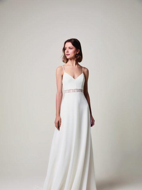 Bedwelming Trouwjurken dressfinder   Mouwtjes   Covers Bruidsmode &QZ63