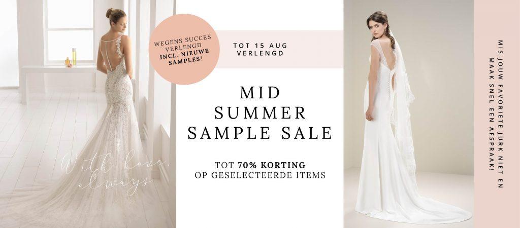 Trouwjurk Sale Bij Covers Couture In Utrecht